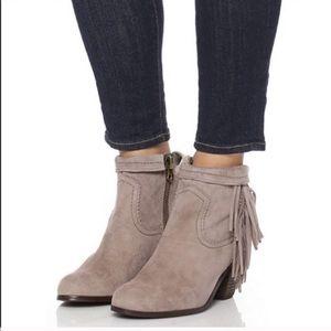 Sam Edelman Shoes - Sam Edelman Louie Fringe boots